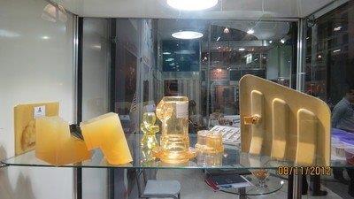 Resina para moldes de silicone