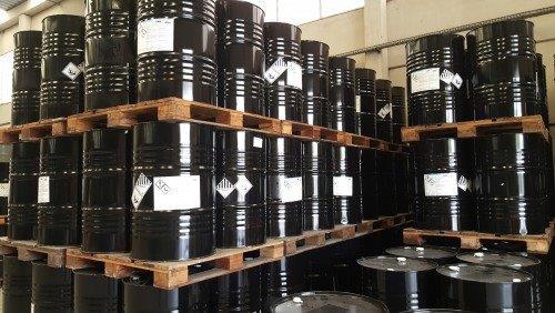Fracionamento de resina epoxi