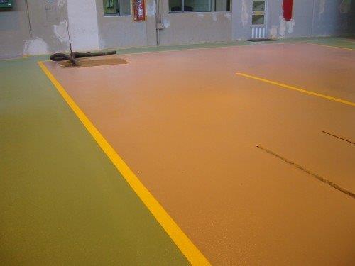 Resina epoxi para piso industrial preço