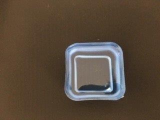 Resina epoxi transparente