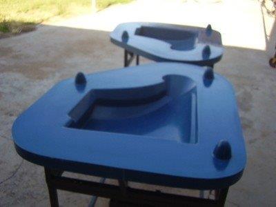 Resina para molde vacuum forming