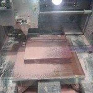 Placa de resina para usinagem