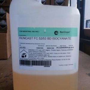 Resina poliuretano bicomponente