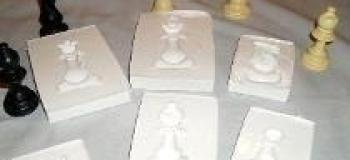 Borracha de silicone para moldar