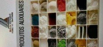 Carga mineral para resina